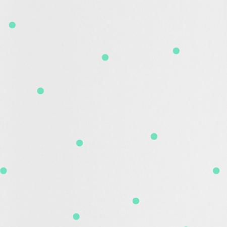 Slika za Pick Art Design® Zidne naljepnice Krugovi Mint