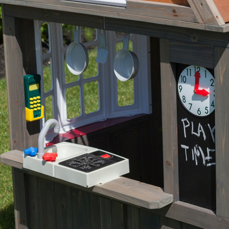 Slika za KidKraft® Drvena kučica Greystone Cottage