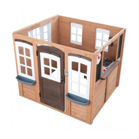 Slika za KidKraft® Drvena kućica