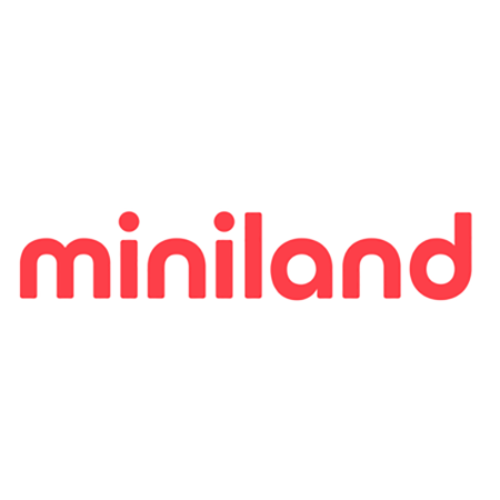 Slika za Miniland® Set dvi posudice sa termo torbom 330ml Rosa