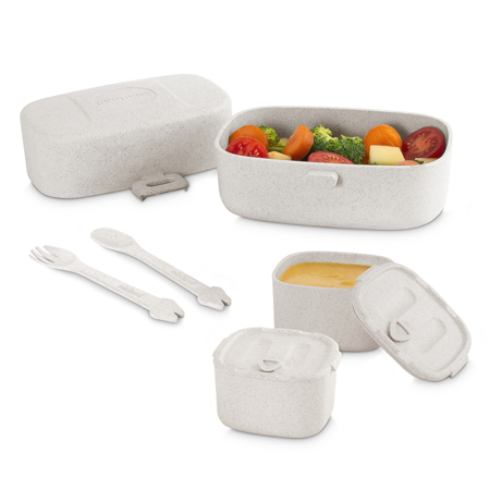 Slika za Miniland® Set za jelo Naturmeal On The Go