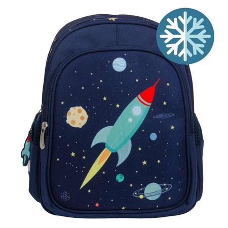 Slika za A Little Lovely Company® Izoliran dječji ruksak Space