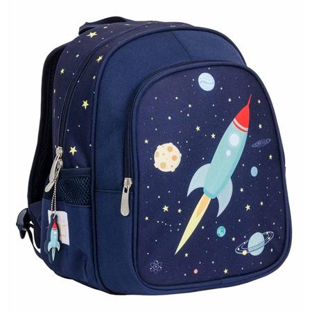 A Little Lovely Company® Izoliran dječji ruksak Space