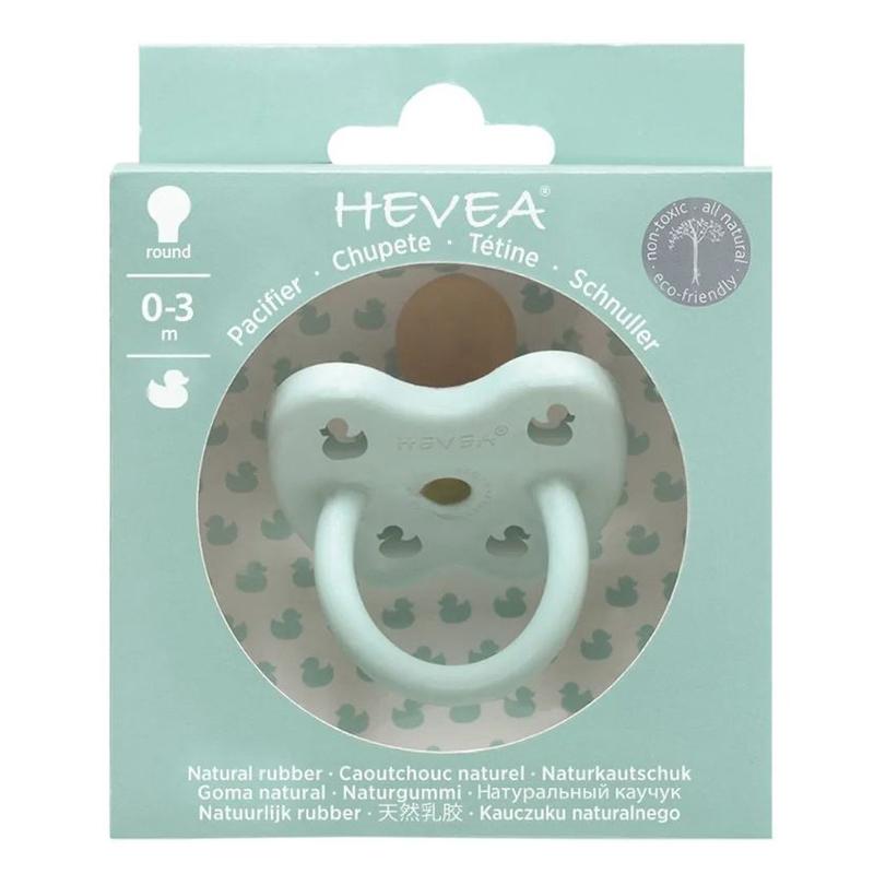 Slika za Hevea® Varalica od kaučuka PATKA (0-3m) Mellow Mint