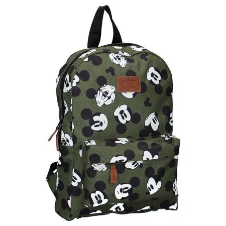 Slika za Disney's Fashion® Dječji ruksak Mickey Mouse My Own Way Green