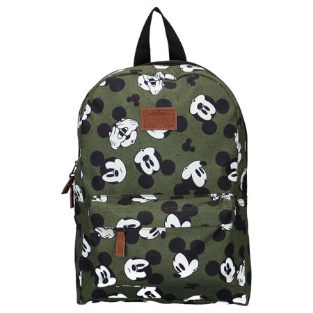 Disney's Fashion® Dječji ruksak Mickey Mouse My Own Way Green