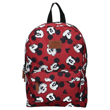 Disney's Fashion® Dječji ruksak Mickey Mouse My Own Way Red