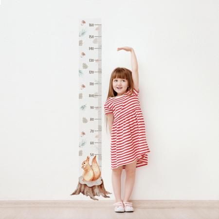 Slika za Yokodesign® Zidna naljepnica metar Vjeverica
