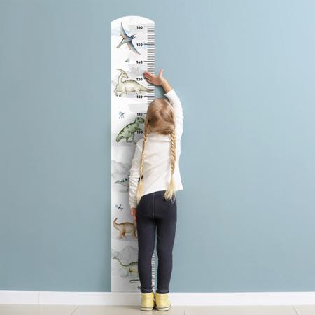 Slika za Yokodesign® Zidna naljepnica metar Dinosaur