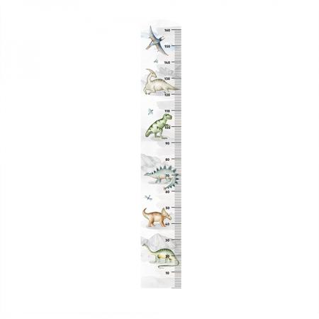 Yokodesign® Zidna naljepnica metar Dinosaur
