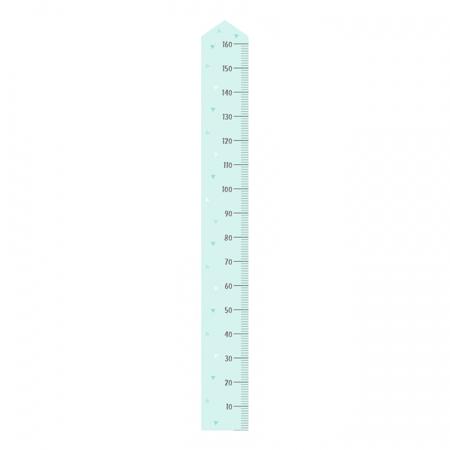 Yokodesign® Zidna naljepnica metar Plava