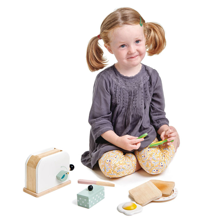 Tender Leaf Toys® Set za doručak Breakfast Toaster Set