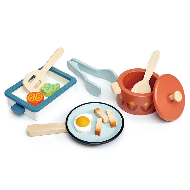 Slika za  Tender Leaf Toys® Lonci in tave Pots and Pans