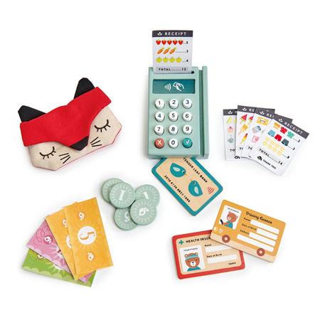 Slika za Tender Leaf Toys® Čitač kartica Play Pay Pack