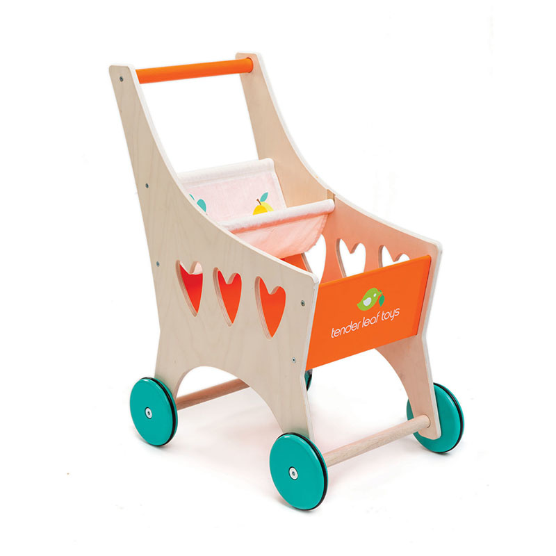 Slika za Tender Leaf Toys® Shopping kolica Shopping Cart