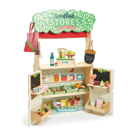 Slika za Tender Leaf Toys® Dućan i kažalište  Woodland Stores and Theater