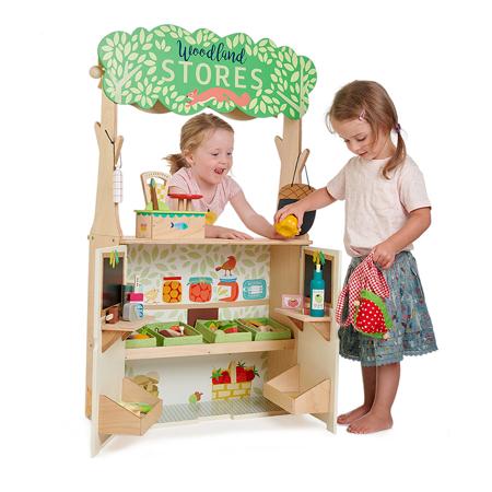 Slika za Tender Leaf Toys® Dućan i kažalište  Woodland Stores and Theater