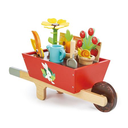 Slika za Tender Leaf Toys® Tačka Garden Wheelbarrow Set