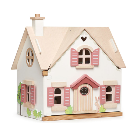 Tender Leaf Toys® Drvena kučica Cottontail Cottage