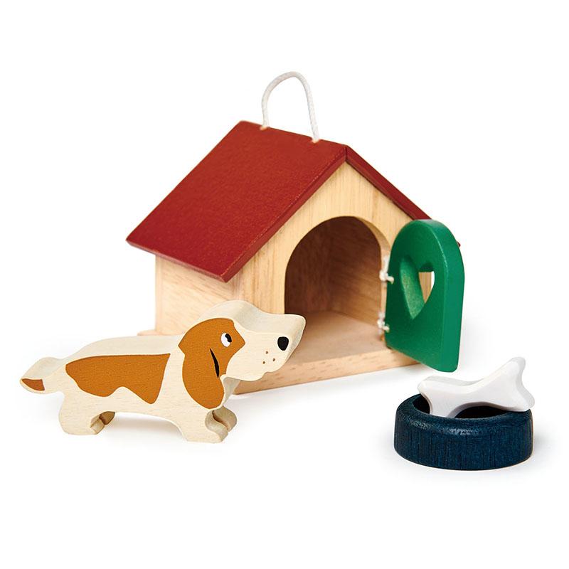 Slika za Tender Leaf Toys® Pas Pet Dog Set