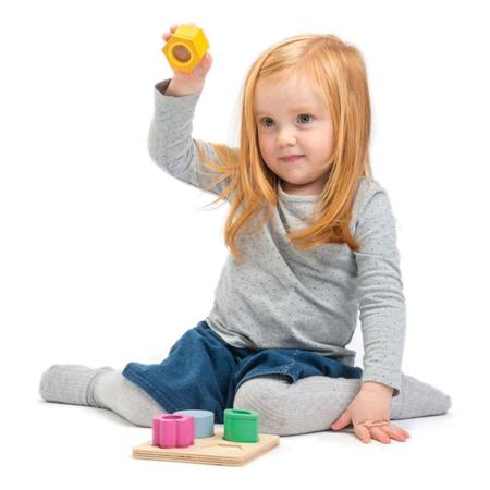 Tender Leaf Toys® Didaktična igračka za vid  Visual Sensory Tray