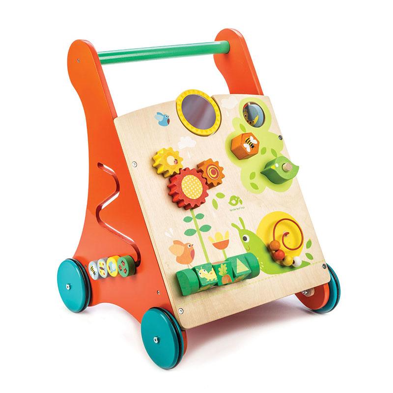 Slika za Tender Leaf Toys®  Didaktička kolica  Activity Walker