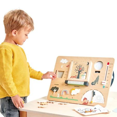 Slika za Tender Leaf Toys® Didaktična igračka Vreme Weather Watch
