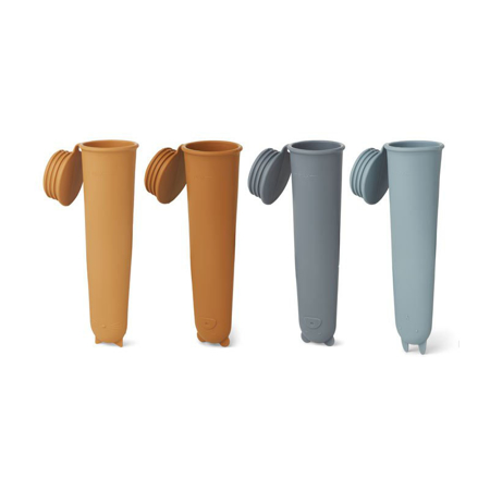 Slika za  Liewood® Silikonski modeli za sladoled Blue Multi Mix