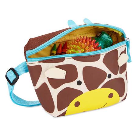 Skip Hop® Dječja torbica za oko pasa Giraffe