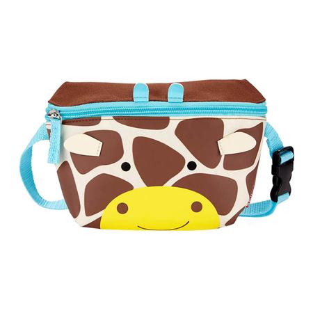 Slika za Skip Hop® Dječja torbica za oko pasa Giraffe