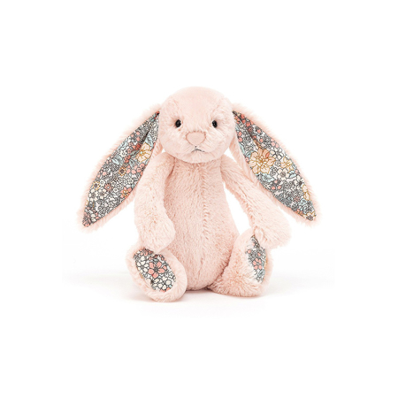 Slika za Jellycat® Plišani zec Blossom Blush Small 18cm
