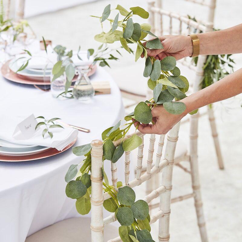 Slika za Ginger Ray® Stolni dekorativni eukaliptus