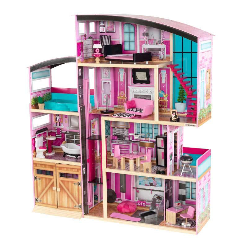 Slika za KidKraft® Velika kučica za djevojčice Shimmer Mansion