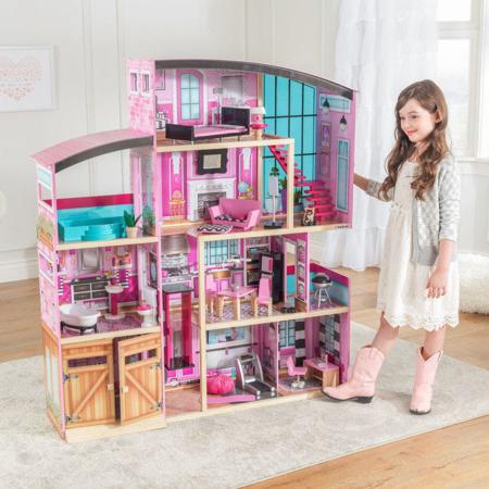 KidKraft® Velika kučica za djevojčice Shimmer Mansion