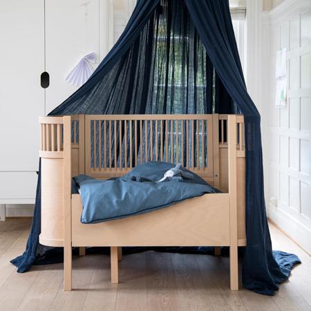 Slika za Sebra® Djećji krevetić Sebra Wooden Edition