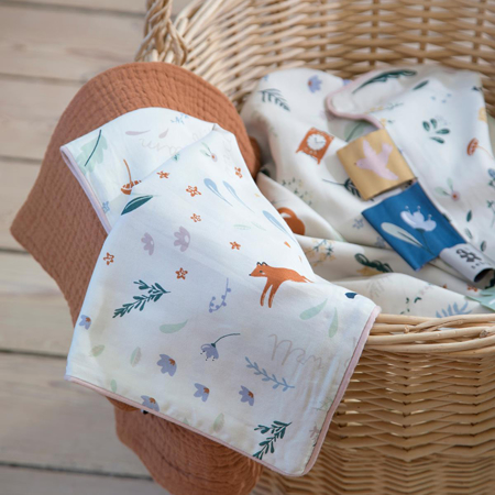 Slika za Sebra® Dječja posteljina Daydream 70x100