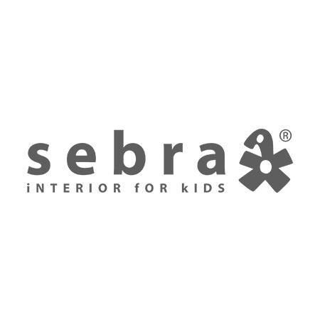 Slika za Sebra® Plahta White Baby 70x120