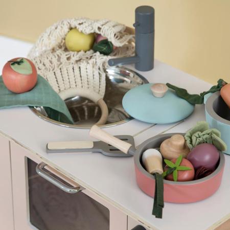 Slika za Sebra® Drveno povrće