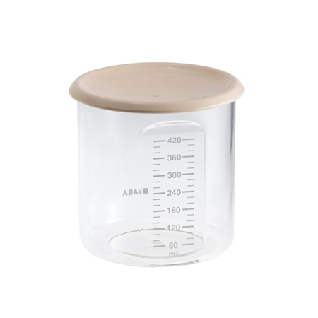 Beaba® Posodica z merico Nude 420ml