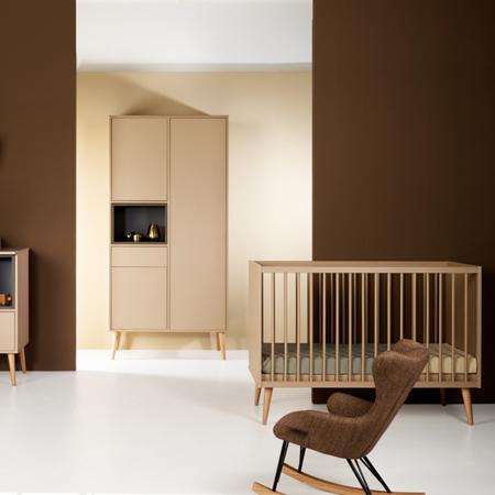 Slika za Quax® Dječji krevetić Cocoon 120x60 Latte