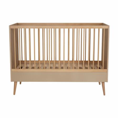 Slika za Quax® Dječji krevetić Cocoon 140x70 Latte