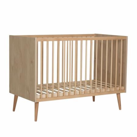 Quax® Dječji krevetić Cocoon 120x60 Natural Oak