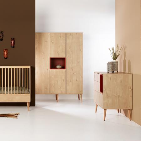 Slika za Quax® Moderna komoda Natural Oak