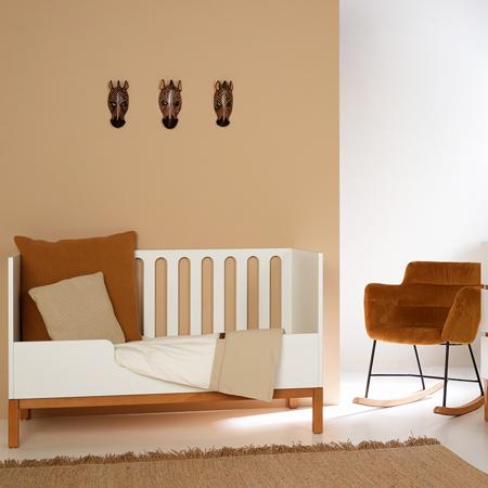 Slika za  Quax® Dječji krevetić Indigo 120x60 White