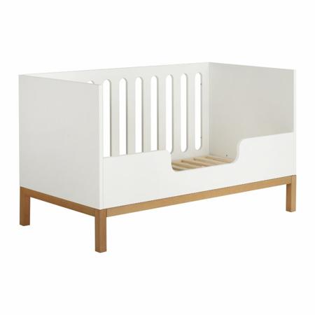 Slika za Quax® Sigurnosna ogradica za dječji krevetić Indigo 140x70 White