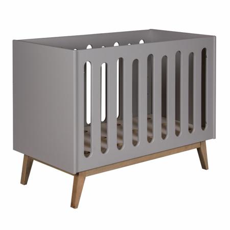 Quax® Dječji krevetić Trendy 120x60 Griffin Grey