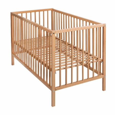 Quax® Dječji krevetić Lina 120x60 Natural