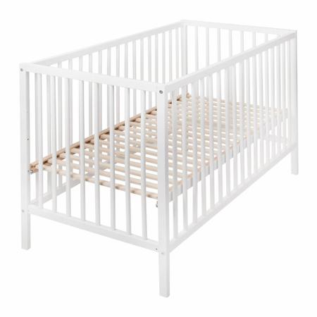Quax® Dječji krevetić Lina 120x60 White