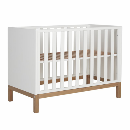 Quax® Dječji krevetić Hip 120x60 White