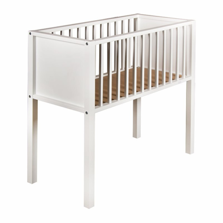 Quax® Dječji krevetić Nordic 90x40 White